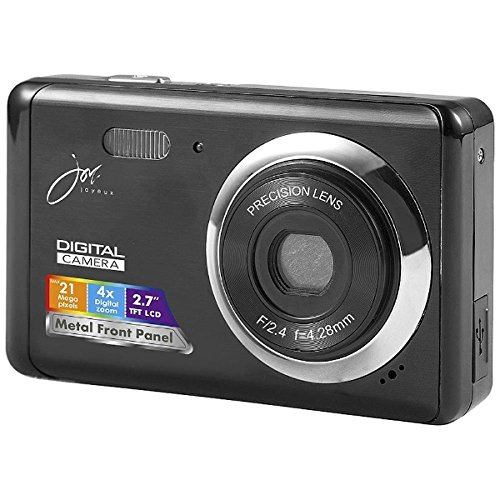 デジタルカメラ 21 MEGA PIXELS ブラック JO...