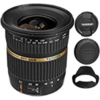Tamron SP AF 10–24mm f / 3.5–4.5Di II LD Aspherical ( If ) Lens for Canon EOS ( b001C-700)–(認定Refurbished )
