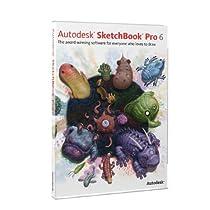 Autodesk SketchBook Pro 6 スケッチブックプロ 並行輸入品