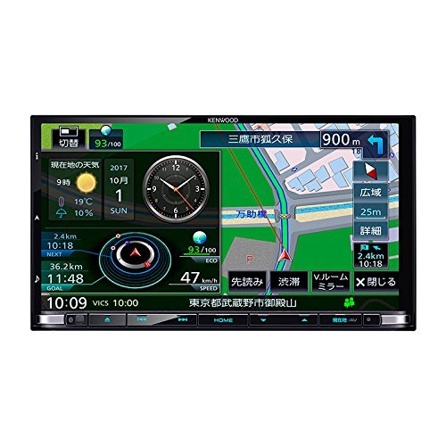 ケンウッド(KENWOOD) 彩速ナビ MDV-Z905