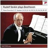 Rudolf Serkin Plays Beethoven Concertos