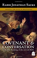 Covenant & Conversation: A Weekly Reading of the Jewish Bible, Genesis, the Book of Beginnings