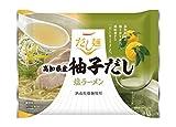tabete だし麺 高知県産柚子だし 塩ラーメン 102g (1個)