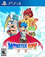 Monster Boy And The Cursed Kingdom (輸入版:北米) - PS4