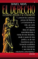 El Derecho. Cuestiones Previas y su Fundamento. (Spanish Edition) [並行輸入品]