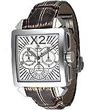[オメガ]OMEGA 腕時計 デ・ビルX2 ホワイト文字盤 自動巻 クロノグラフ 423.13.37.50.02.001 メンズ 【並行輸入品】