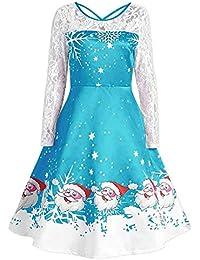 FRana Christmas Skirts SWEATER レディース