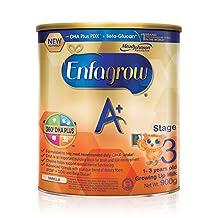 Enfagrow A+ Stage 3 Toddler Milk Formula 360 DHA+ , 1-3 years, Vanilla, 900g