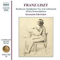 Beethoven - Symphony No. 4 in B flat major, S464/R128: IV. Allegro, ma non troppo