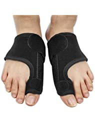 バニオンコレクターおよびバニオンリリーフ整形外科用ビッグトゥストレートナーは、外反母趾を治療し、予防する(ワンサイズ)