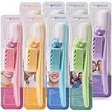 Baik's Wangta Toothbrush Set of 8 白先生 ワンタ 歯ブラシ8個 [海外直送品]