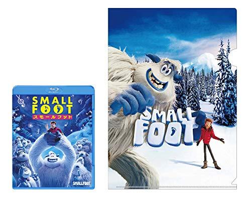 【Amazon.co.jp限定】スモールフット ブルーレイ&DVDセット (2枚組) (オリジナルA4クリアファイル付) (早期購入特典: モジャかわペン) [Blu-ray]