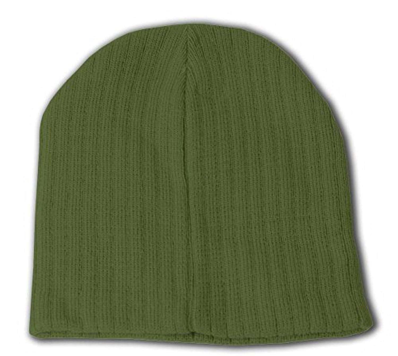 Fashion Beanies HAT メンズ カラー: グリーン