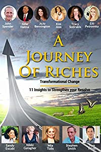 A Journey Of Riches 12巻 表紙画像