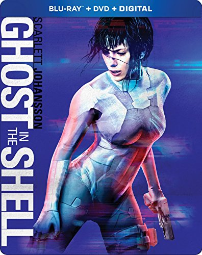 Ghost in the Shell/ [Blu-ray] [Import]