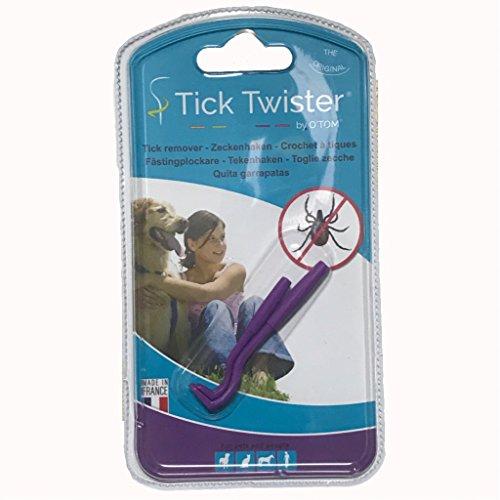 Tick Twister ダニ取り ティックツイスター 2本セット(サイズ違い) [並行輸入品]...