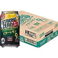 サントリー チューハイ -196℃ ストロングゼロ (ビターレモン) 350ml×24缶