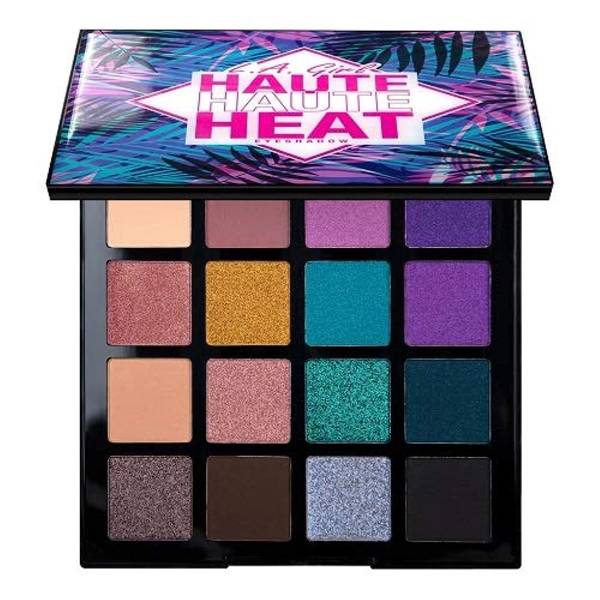 結び目コース場合L.A. GIRL Haute Haute Heat Eyeshadow - Aloha Vibes (Limited Edition) (並行輸入品)