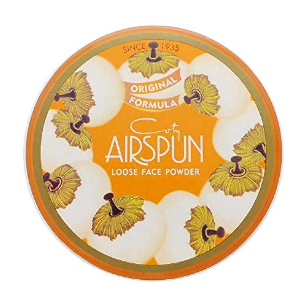 COTY Airspun Loose Face Powder - Translucent Extra Coverage (並行輸入品)