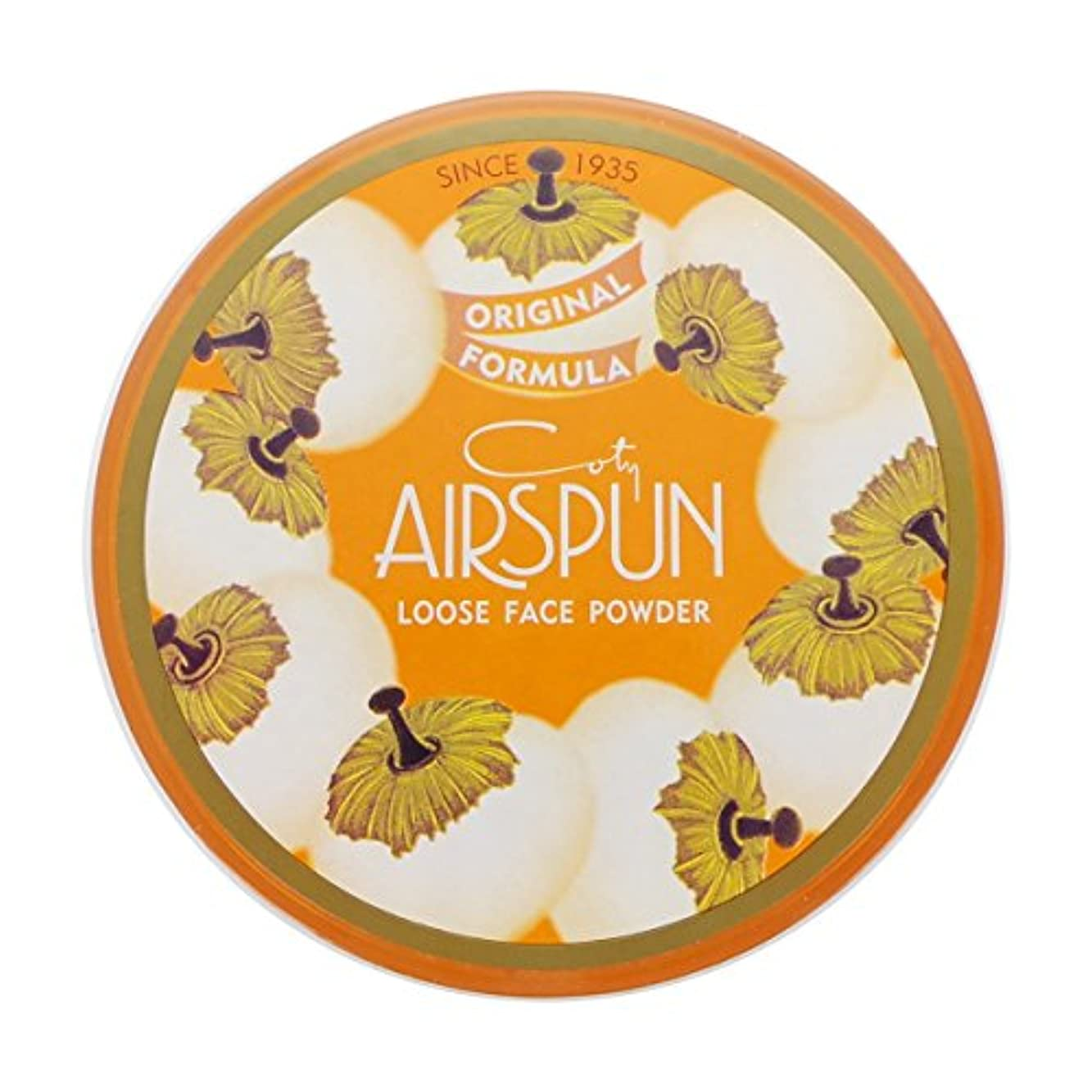 COTY Airspun Loose Face Powder - Translucent Extra Coverage (並行輸入品)