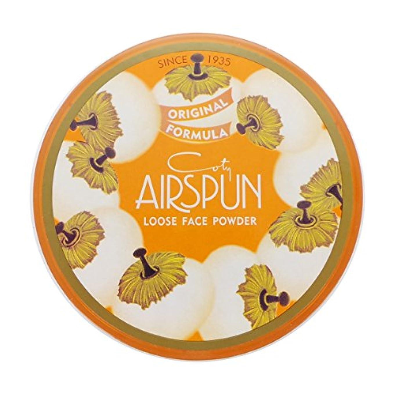 解任とんでもない肉屋COTY Airspun Loose Face Powder - Translucent Extra Coverage (並行輸入品)