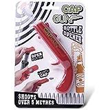 (Red) - Cap Gun Launcher Shooter Bottle Opener,Beer Openers - Shoots Over 5 Metres (Red)