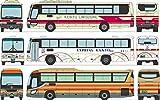 ザ・バスコレクション バスコレ 東京国際空港 (HND) バスセットA ジオラマ用品 (メーカー初回受注限定生産)
