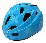 SAGISAKA(サギサカ) ヘルメット 自転車用キッズヘルメット スタンダードモデル Sサイズ 48~52cm スターブルー 46402