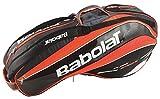 Babolat(バボラ) ラケットバッグ (ラケット6本収納可) ブライトレッド BB751095