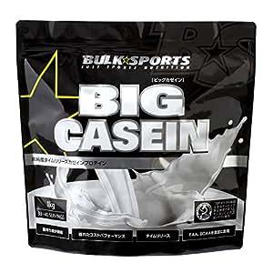 バルクスポーツ プロテイン ビッグカゼイン 1kg ナチュラル