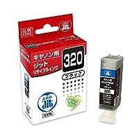 ジット JITインクBCI-320PGBK対応 JIT-C320B 00008849 【まとめ買い3個セット】