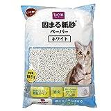 固まる紙砂 ホワイト 14.5L