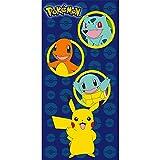 Pokemonビーチタオル (¥ 6,036)