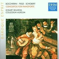 Boccherini: Harpsichord Concs