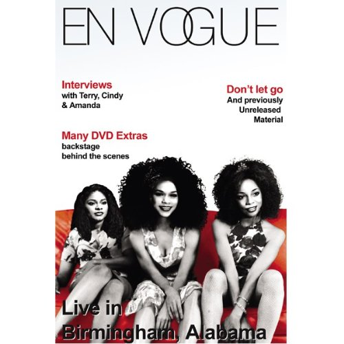 En Vogue - Live in the USA [DVD + Audio CD] [Import allemand]