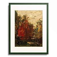ギュスターヴ・モロー Gustave Moreau 「Esquisse」 額装アート作品