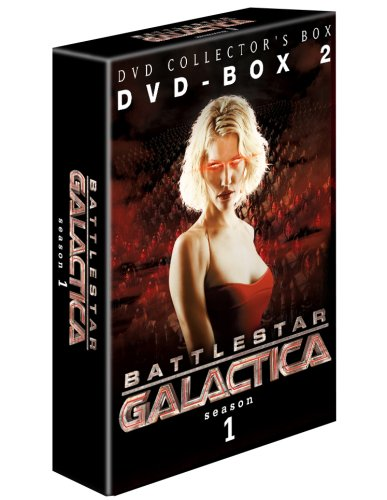 GALACTICA/ギャラクティカ 【起:season 1】DVD-BOX 2の詳細を見る