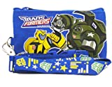 Transformers Lanyardブルーwith Detachable Coin Purse