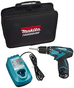 マキタ 充電式ドライバドリル 10.8V 本体付属バッテリー1個搭載モデル DF330DWSP