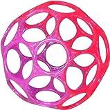 O'ball オーボール ジェリー ピンク/パープル (81161) by Kids II
