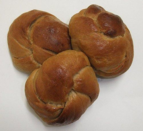 デニッシュハウス 黒糖ロール3個入り×3袋セット ※天然酵母