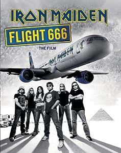 Iron Maiden Flight 666: The Film [Blu-ray] [Import]