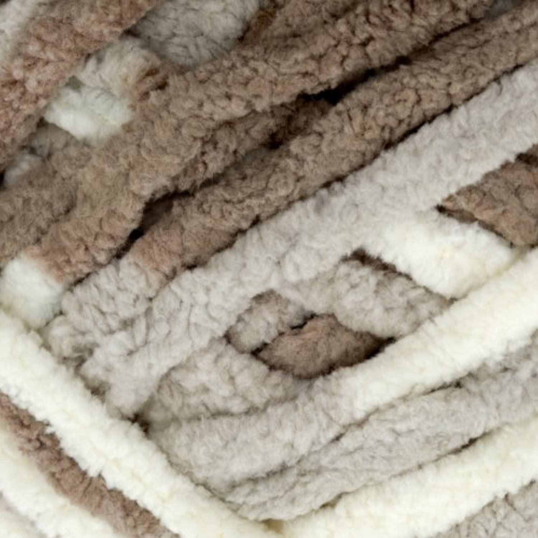 Bernat Baby Blanket Big Ball Yarn (04011) Little Sandcastles by Bernat