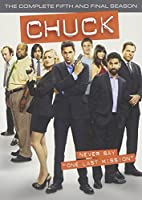 Chuck: The Complete Fifth Season [DVD] [Import]