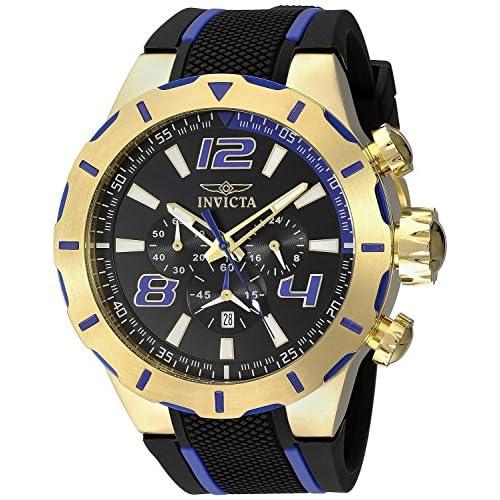 [インヴィクタ]Invicta 腕時計 S1 Rally Analog Display Japanese Quartz Black Watch 20108 メンズ [並行輸入品]