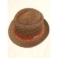 広島カープ ストローハット 麦わら帽子 CARP 58cm 広島東洋カープ