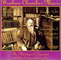 Plays Brahms