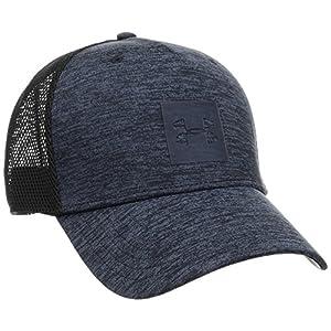 (アンダーアーマー)UNDER ARMOUR(アンダーアーマー) UA CLOSER TRUCKER CAP UPD 1305040 BLK/BLK/SLG ONESIZE