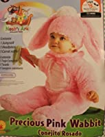 PRECIOUS WABBIT PINK BABY COSTUME (0-6 MONTHS) by N/A [並行輸入品]