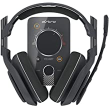 ASTRO Gaming A40 and MixAmp Pro PS4 (ブラック) 【並行輸入品】